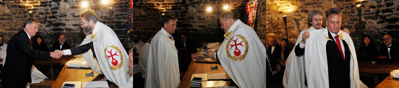 Mezinárodní řád Křižovníků s červeným srdcem, společenství Svatého Cyriaka